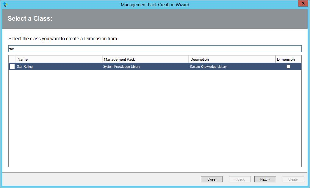 System Center 2012 Service Manager report
